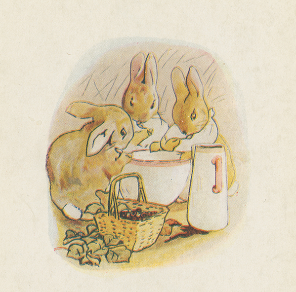 Flopsy, Mopsy & Cottontail