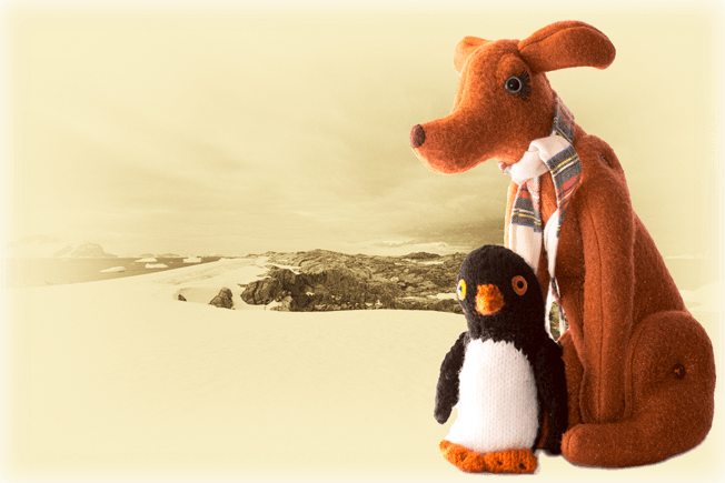 Roo and Penguin